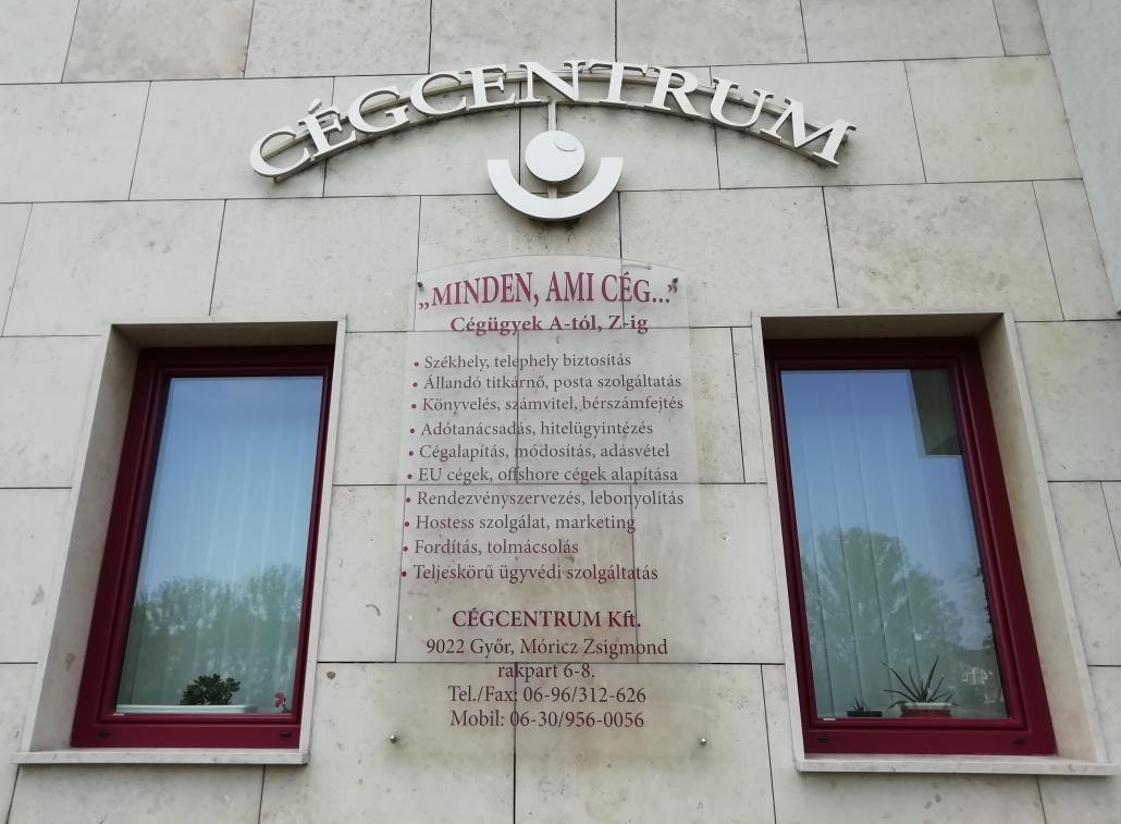 Cegcentrum